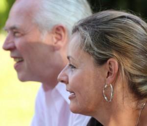 Wolfgang und Claudia